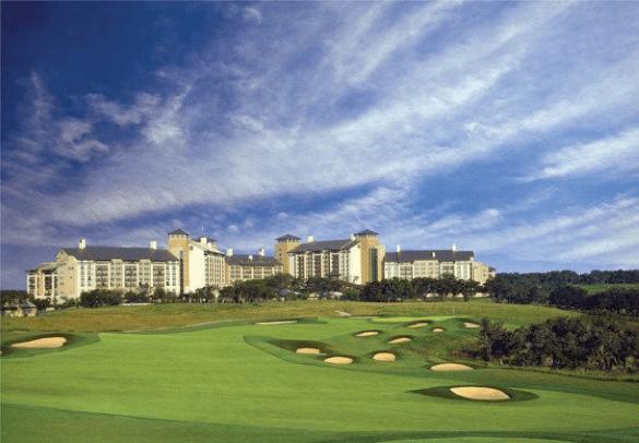 TPC - PGA Golf Course at JW Marriott San Antonio Resort & Spa (Photo credit: Marriott International)