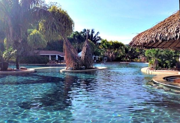Pool fun for everyone at Westin Playa Conchal (Photo credit: Claudia Laroye)