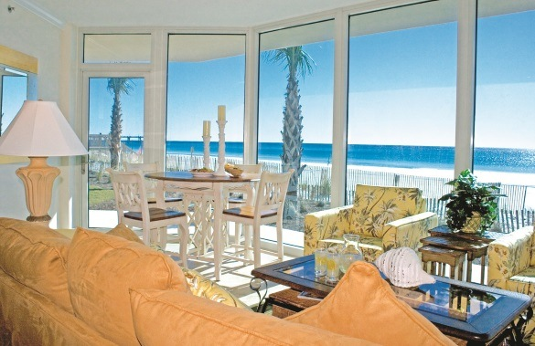 Wyndham Vacation Rental with an ocean view in Florida (Photo credit: Wyndham Vacation Rentals)