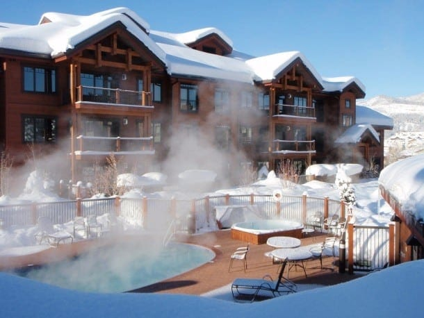Wyndham Vacation Rentals Trappeur's Crossing Resort in Steamboat Springs, Colorado (Photo credit: Wyndham Vacation Rentals)