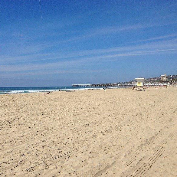 Pacific Beach, San Diego (Photo credit: Colleen Lanin)