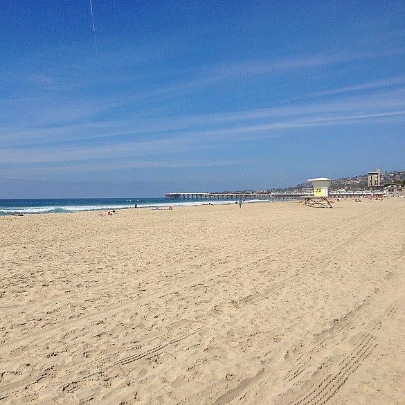 Pacific Beach, San Diego (Photo credit: Colleen Lanin)
