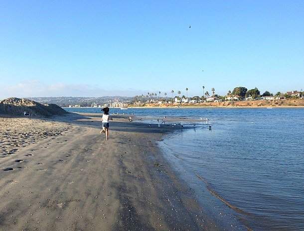 San Diego's Paradise Point Resort with kids - paradise indeed! (Photo credit: Colleen Lanin)
