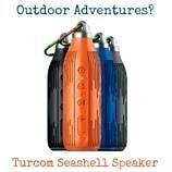Turcom Wireless Speaker for Outdoor Adventure Lovers