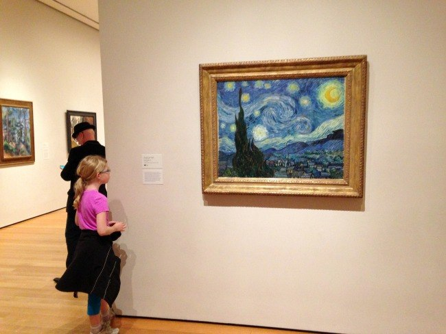 Children at MoMA