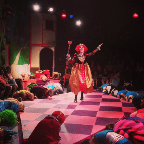 Alice in Wonderland at Desert Stages Theatre in Scottsdale