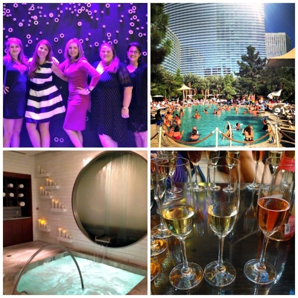 Las vegas girlfriend getaways