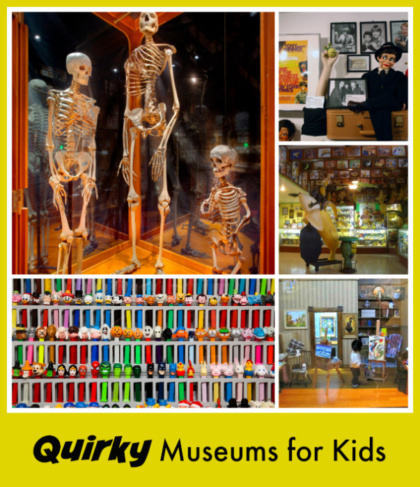 5 Quirky Museums for Kids in the U.S.