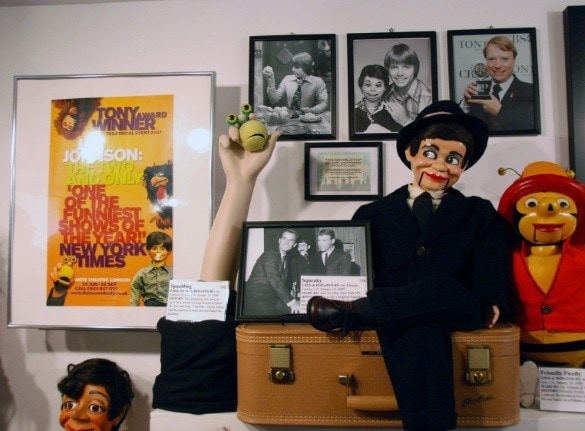 The Vent Haven Museum is the world's only museum dedicated to the art of ventriloquism (Photo credit: Vent Haven Museum)