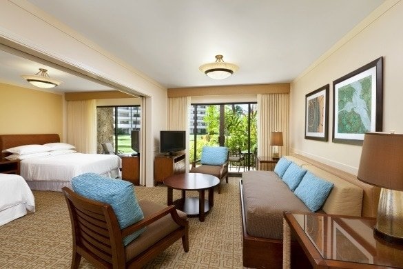 Ohana Suite at Sheraton Maui Resort & Spa