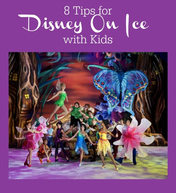 8 Tips for Disney On Ice with Kids (Photo credit: Disney On Ice)