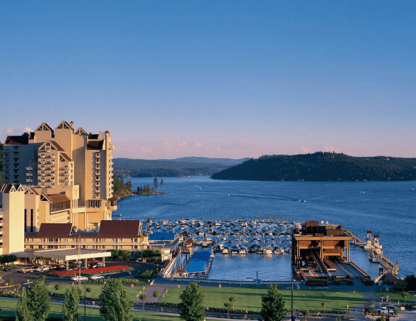 Win a vacation in Idaho at the Coeur d'Alene Resort at the 18 Summers Idaho Twitter Party with #KidsNTrips at 10:30 am MT, 5/28/15