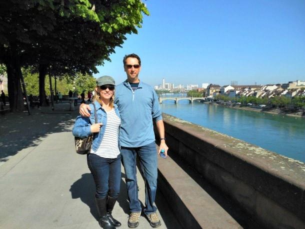 Romantic Getaway in Basel, Switzerland