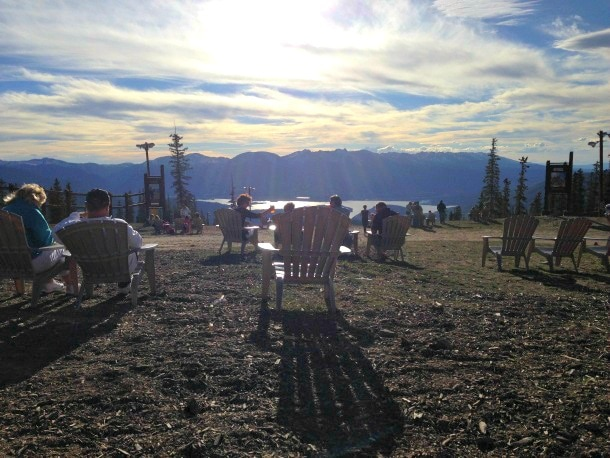 Good food, good music, good times and great views in Keystone in summer ~ Keystone Ski Resort in Summer