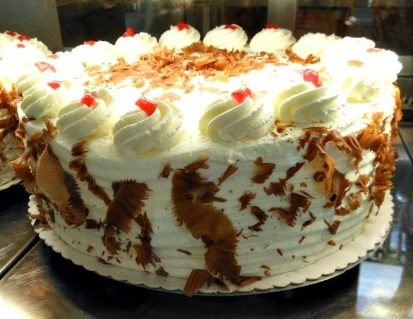 Black Forest Cake in Germany's Black Forest - Yum! (Photo credit: Colleen Lanin)