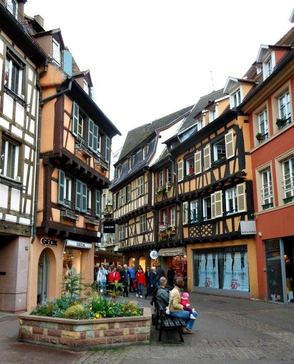 The Medieval Village of Colmar