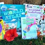 Win Travel Books for Kids and Parents