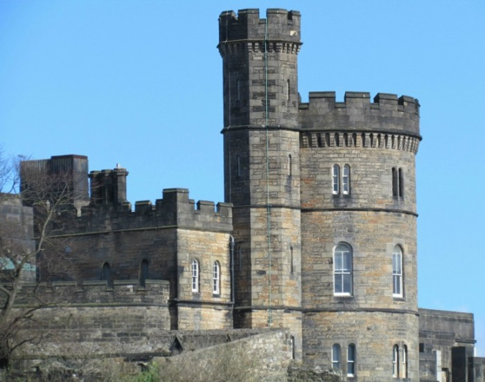 Edinburgh Castle is the city's most iconic landmark. (Photo credit: Pilar Clark)