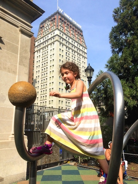 10 Best Free New York City Activities for Families - Union Square Playground is one of New York City's numerous playgrounds worth exploring