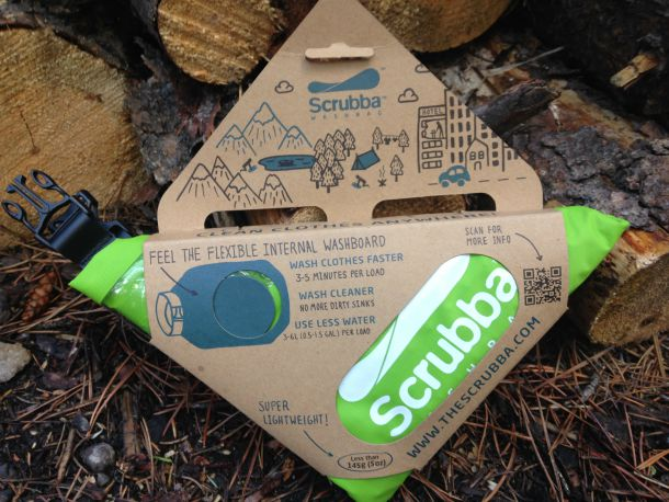 Scrubba packaging