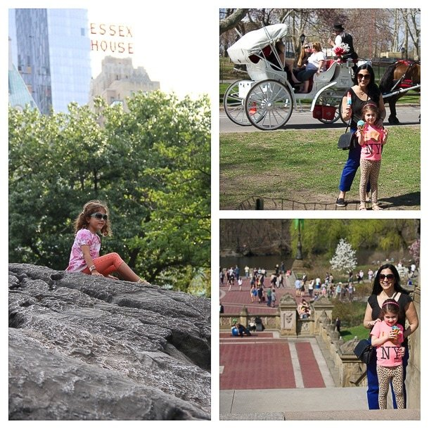 10 Best Free New York City Activities for Families - Central Park offers many free and fabulous options for families visiting New York City