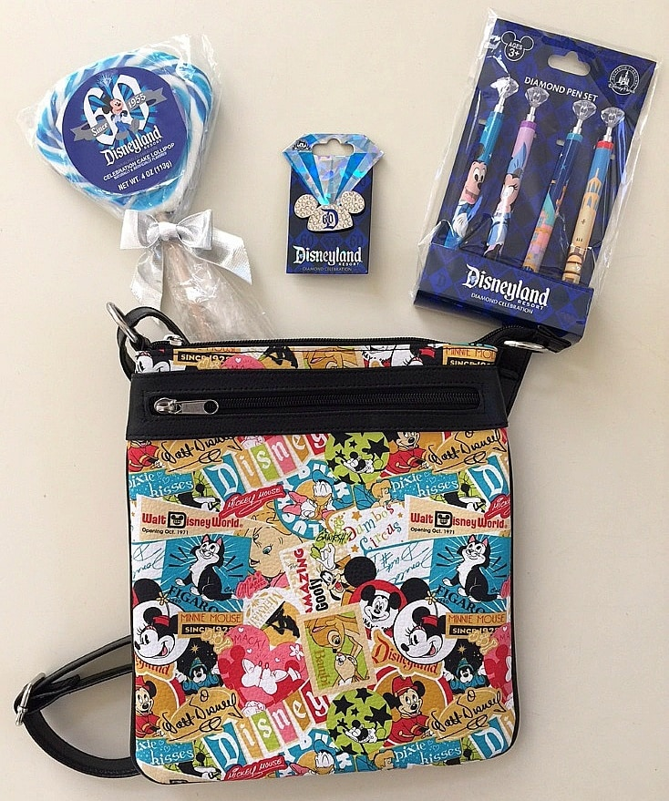 Win this Disneyland Diamond Anniversary Giveaway prize pack from TravelMamas.com