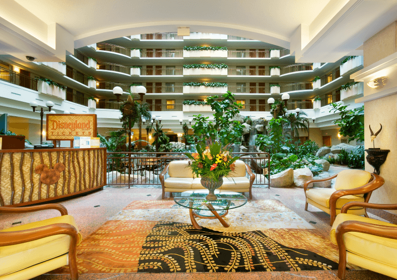 Why Choose Embassy Suites Anaheim South for Your Disneyland Vacation (Photo credit: Embassy Suites)