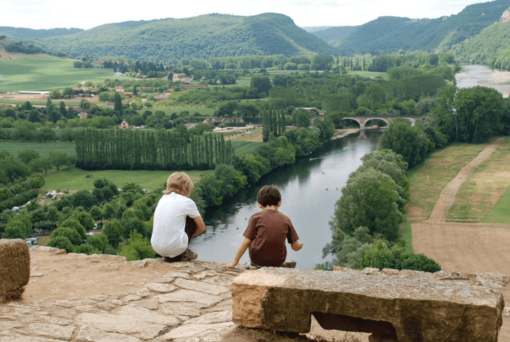 The Dordogne River - 10 Top Destinations in France for Families