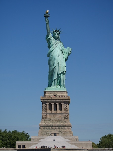 10 Best Free New York City Activities for Families - Statue of Liberty Views