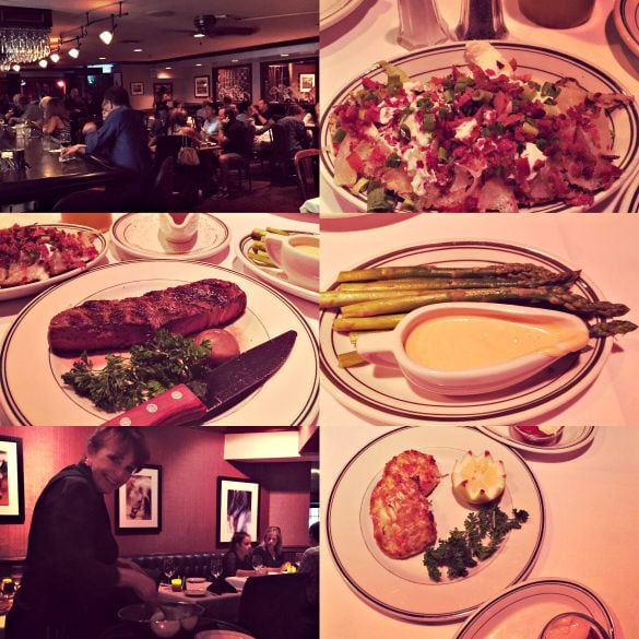 Dine Frank Sinatra-style at Red Tracton's