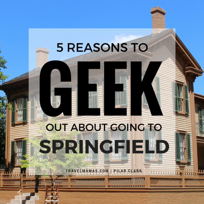 5 Reasons to Geek Out About Going to Springfield, Illinois (Photo credit: Pilar Clark)