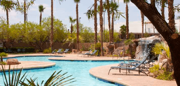 10 Best Embassy Suites Pools! Embassy Suites Las Vegas