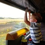 5 Reasons to Travel Europe by Train with Kids