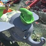 Why Visit Disneyland with One Kid