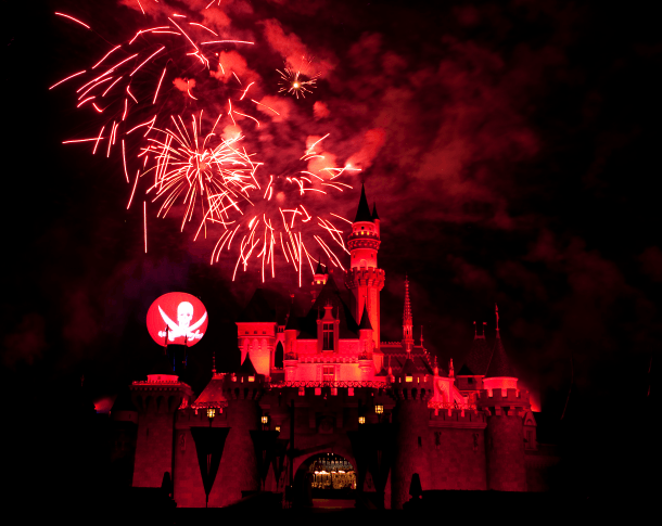 "Ooh-and-ahh-inducing ""Halloween Screams"" fireworks spectacular"