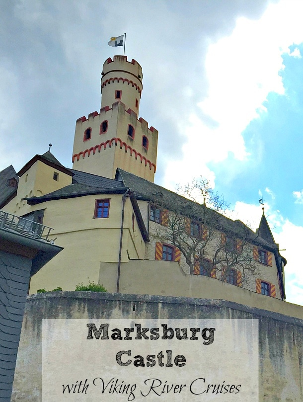 Marksburg Castle with Viking River Cruises