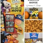 Peanuts Movie Giveaways and Recipe