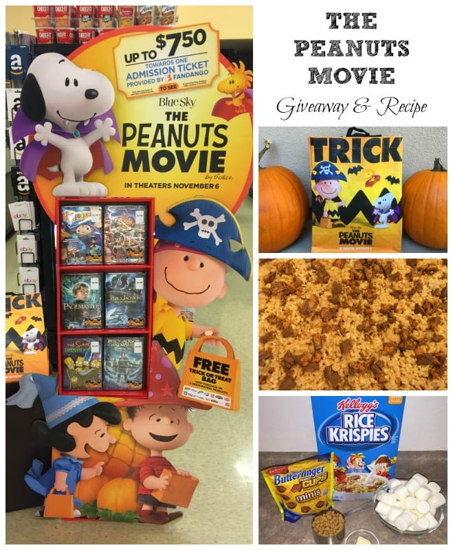 Peanuts Movie Giveaway and Recipe (Photos by Colleen Lanin)