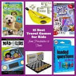 Best Travel Games for Kids of All Ages
