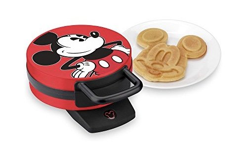 Mickey Mouse waffle maker ~ Gift Ideas for Travel Lovers