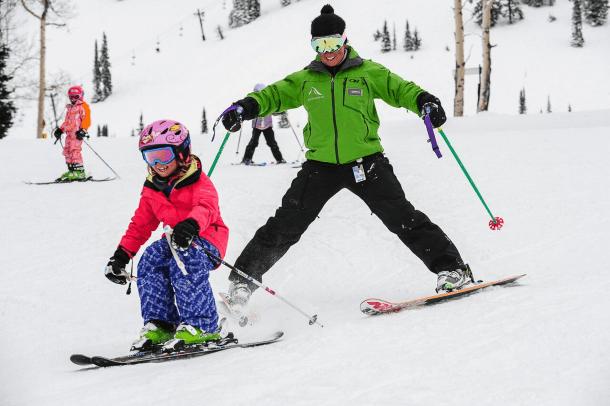 Grand Targhee Ski Resort in Idaho