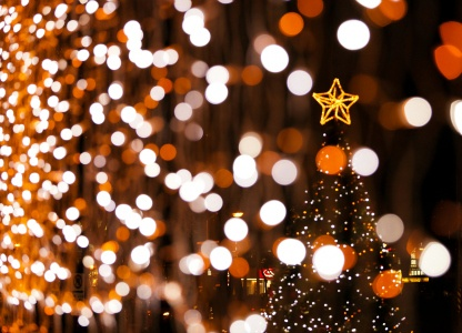 Holiday Lights Package ~ Embassy Suites Holiday Season Happenings