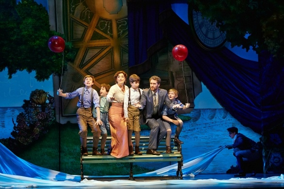 Finding Neverland, a Broadway musical