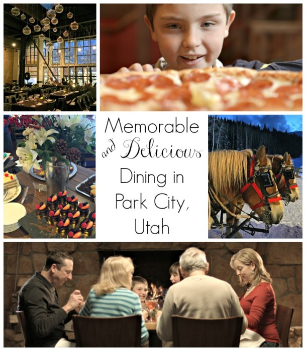 Memorable and Delicious Dining in Park City, Utah - 2