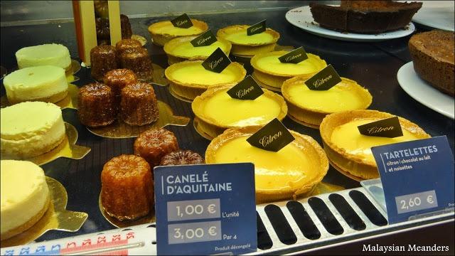 How about some French pastries from this McDonald's on the Champs Elysees in Paris, France? ~ 5 Reasons to Visit McDonald's Around the World with Kids