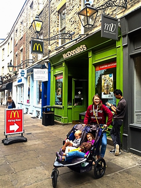 Why Visit McDonald's Around the World with Kids