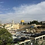 Dome of the Rock at Temple Mount in Jerusalem ~ 15 Things You Must Do in Israel, No Matter Your Religion, TravelMamas.com