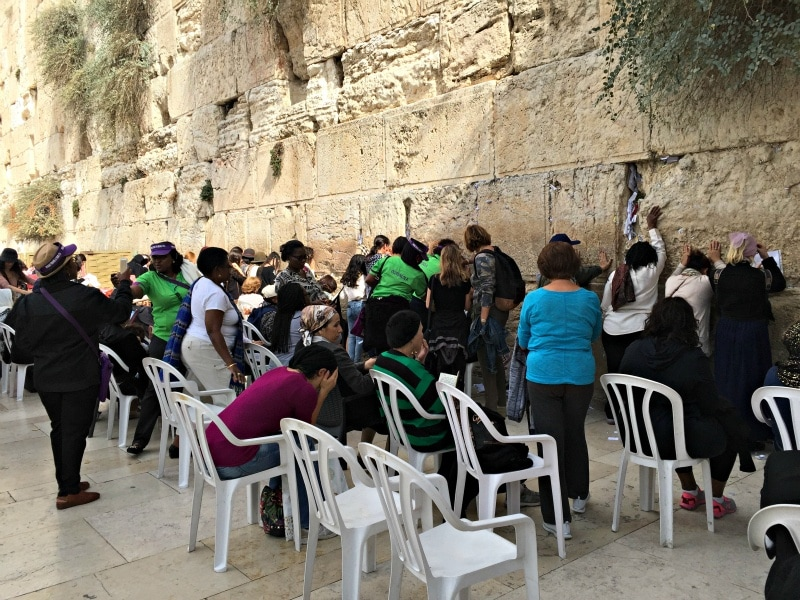 "Israelis prefer the term ""Western Wall"" to ""Wailing Wall"" ~ 5 Things You Probably Don't Know About Israel, TravelMamas.com"