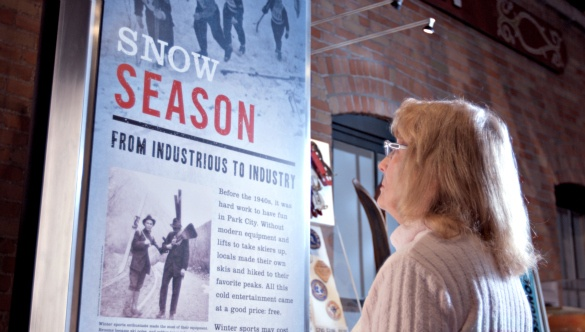 Park City Museum ~ What to Do in Park City, Utah - Beyond the Slopes