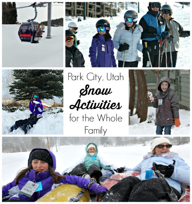 Park City, Utah Snow Activities for the Whole Family, TravelMamas.com